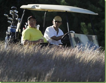 golf-obama-cape-cod