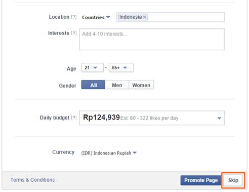 Cara Membuat Halaman FanPage Facebook 09