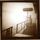 """Conoco"" - copyright Perry Roach"