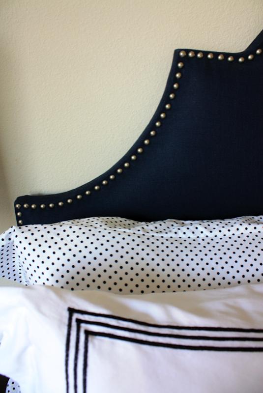 Paloma Contreras Design | Biscuit Bedding | Polka Dots | Greek Key