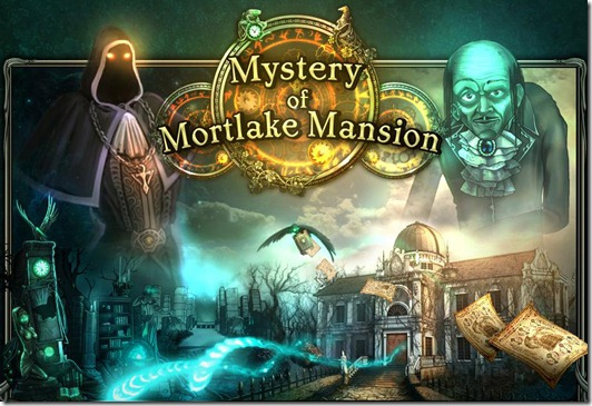 Mystery of Mortlake Mansion free full game (1)