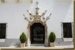 29-5-2013 - viagem Unique a Beja+Olivença - Olivença - câmara - portal manuelino