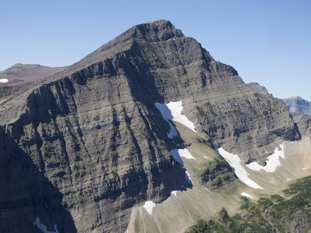 East Face of Mt. Alderson