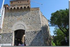 Oporrak 2008 - San Gimignano , 20 de Julio  054