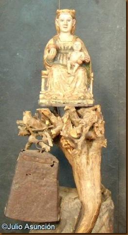 Virgen de Aranzazu - Gipuzkoa