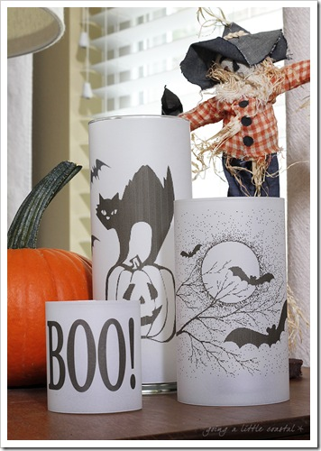halloween candle before copy