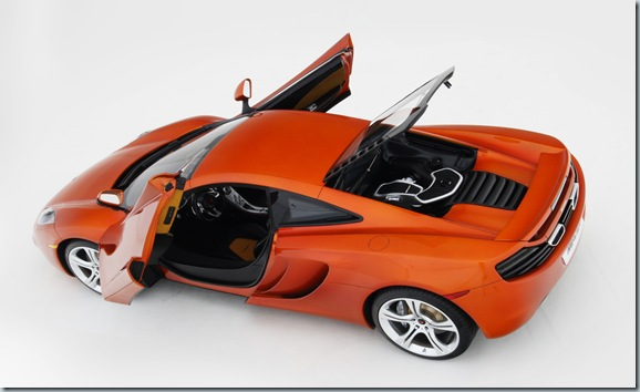 Mc Laren MP4