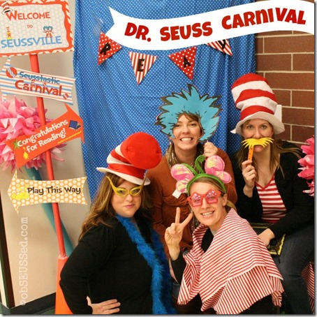 Dr Seuss Carnival PTA 2 obSEUSSed