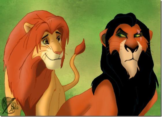 El Rey León,The Lion King,Simba (132)