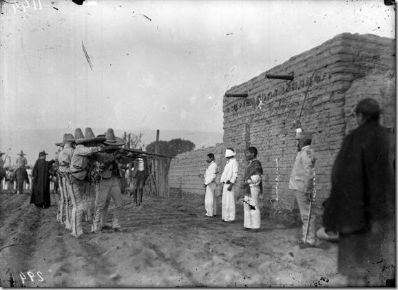 Agustín Víctor Casasola, Chalco, 28 de abril de 1909, Fondo Casasola, Fototeca Nacional-INAH 127889
