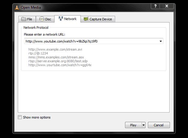 vlc-network-protocol