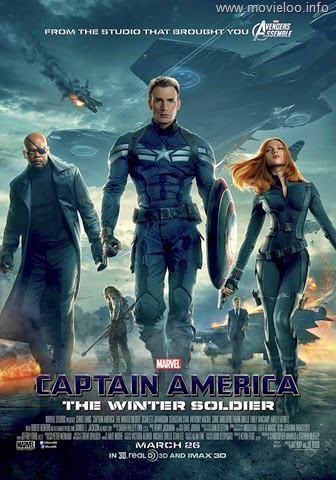 Captain America: The Winter Soldier (2014) BluRay 720p - YIFY