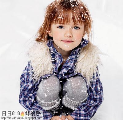 萌女娃 Kristina Pimenova