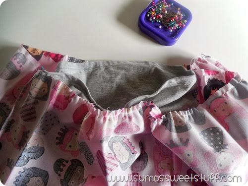 Drop Waist T-Shirt Dress at SumosSweetStuff.com