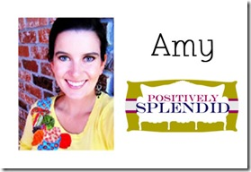 Amy Positively Splendid