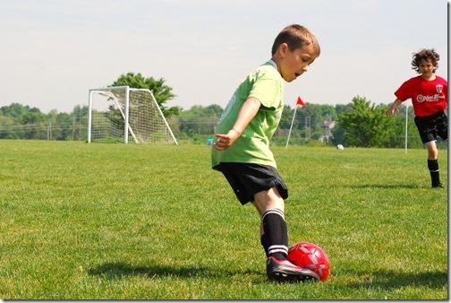 char soccer