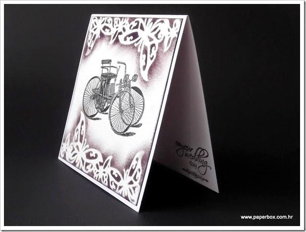 Čestitka za vjenčanje - Weddiing card (2)