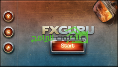 واجهة تطبيق FxGuru Movie FX Director