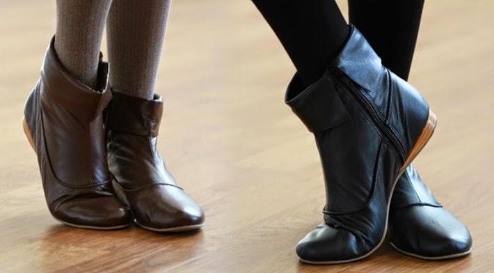 bota sapatilha tutu