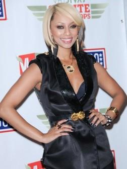 Keri Hilson Short Hairstyle Idea