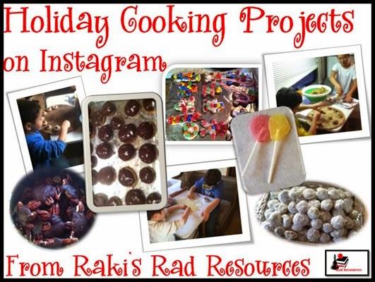 Holiday Cooking Projects