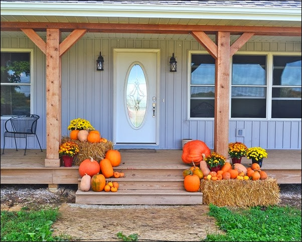 front porch fall 2013