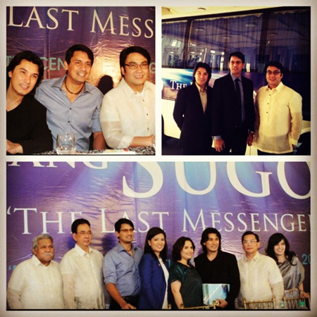 Ang Sugo (The Last Messenger) presscon