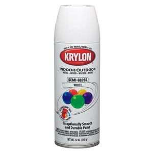 krylon semi gloss