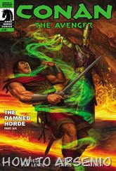 Actualización 02/04/2015: Conan el Vengador- Zur en las traducciones y Descargas69 en las maquetas, nos traen Conan el Vengador #12.