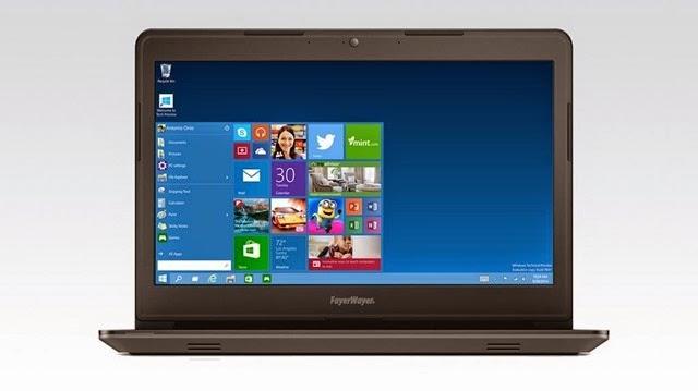 Windows 10 - Versión prueba
