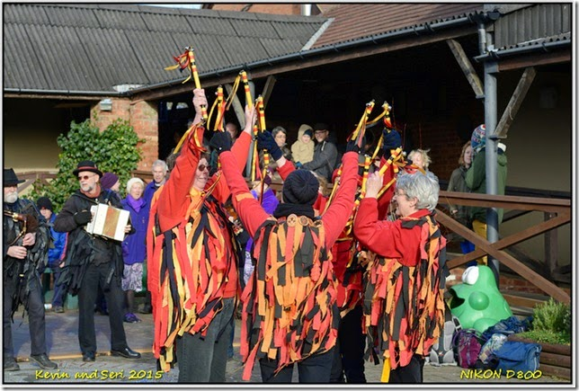 Brandon Marsh - Wassailing 2015