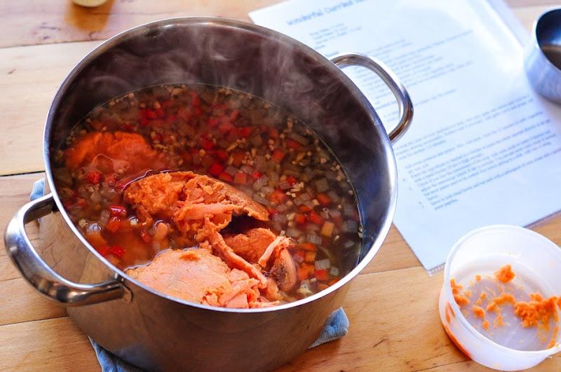 sweet potato curry soup-2762