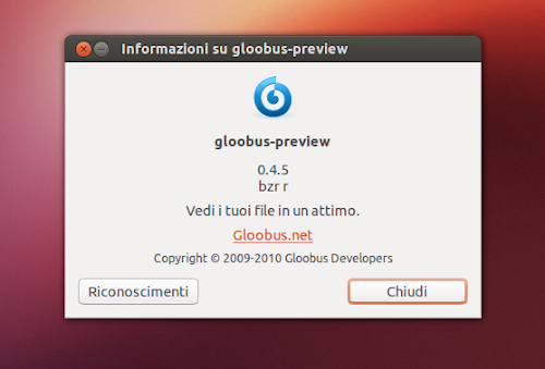 Gloobus Preview - info
