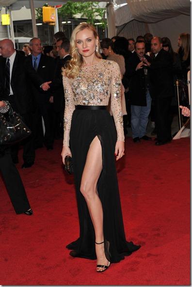 Diane Kruger Dresses Skirts Evening Dress P70d2TU5_DBl