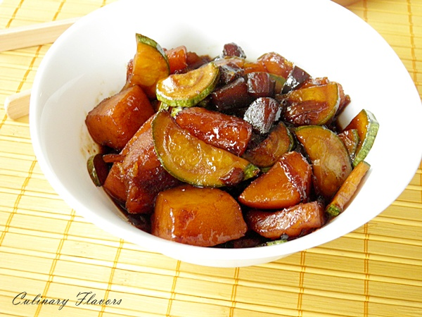 Pumpkin and Zucchini Stir fry.JPG