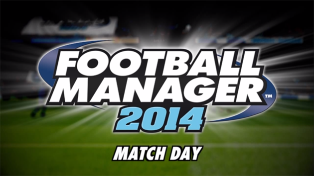 Football Manager 2014 Video Blog - Match Day