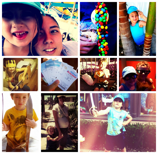 disney collage 3