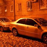 Осенние машины