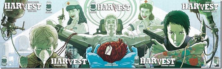Harvest #1 al #5.howtoarsenio.blogspot.com