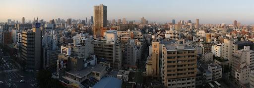 Osaka by day
