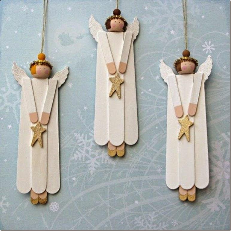 ángeles-adornos-para-el-árbol-de-Navidad-DIYjobisjob