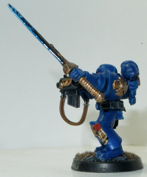 A Space Marine