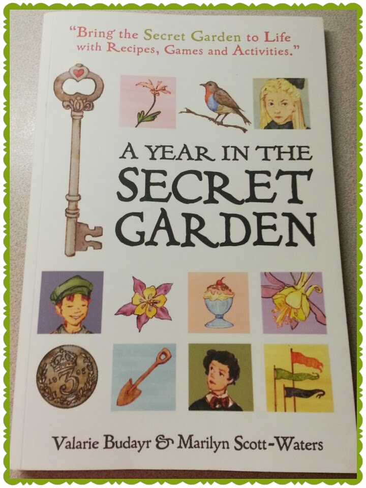 Hide N Sensory Seeking A Year In The Secret Garden Tea Party Book Review And 100 Amazon