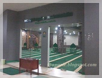 Masjid Plaza Mulia-1