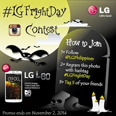 #LGFrightDay Instagram Contest