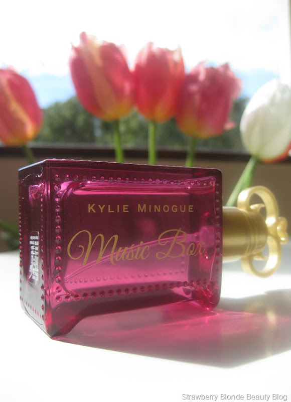 Kylie-Minogue-Music-Box Perfume