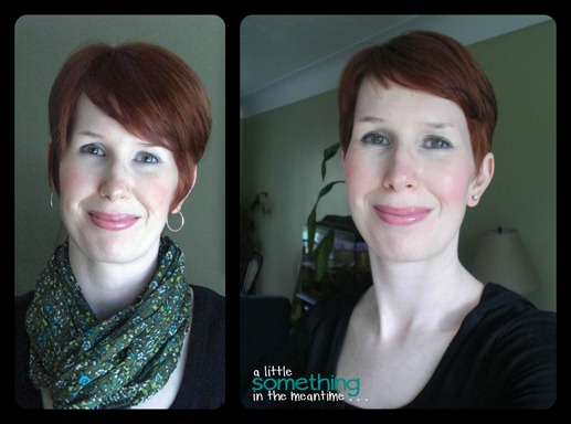 Blogger Profile Photo Before &amp; After