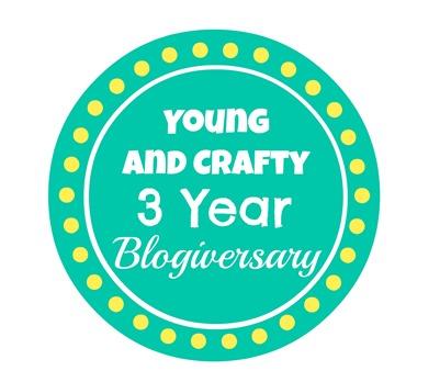 3 year blogiversary