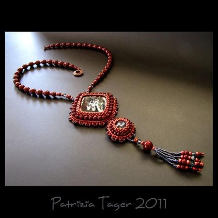Diamond Rust -Necklace 01 copy