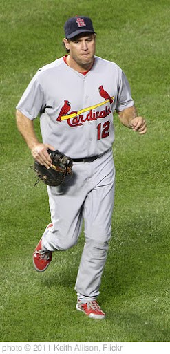 'St. Louis Cardinals right fielder Lance Berkman (12)' photo (c) 2011, Keith Allison - license: http://creativecommons.org/licenses/by-sa/2.0/